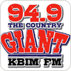 Tune In KBIM-FM - The Country Giant 94.9 FM