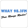 Tune In WHAY - Free Range Radio 98.3 FM
