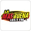 Tune In La Más Buena Monterrey 105.3 FM