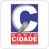 Tune In Rádio Cidade 870 AM