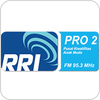 Tune In RRI Pro 2 Semarang FM 95.3