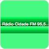 Tune In Rádio Cidade 95.5 FM