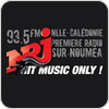 Tune In NRJ Nouvelle Caledonie 93.5
